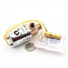 Электромагнитный воздушный клапан до 15 атм 1/4 дюйма