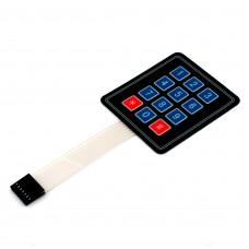 Мембранная клавиатура 3x4  для Arduino