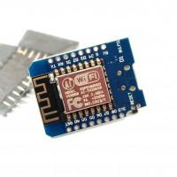 Плата WeMos D1 mini на базе ESP8266 с прошивкой NodeMCU