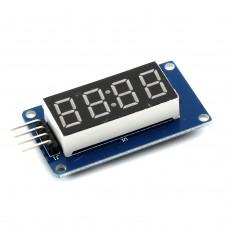Дисплей индикации времени TM1637  для Arduino