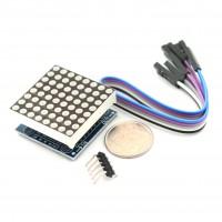 LED-матрица 8x8 с интерфейсом I2C(MAX7219)