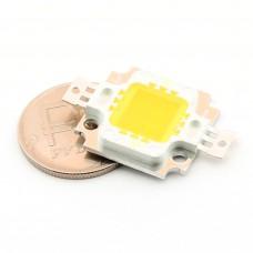 LED 10 Вт теплый белый 800-900LM