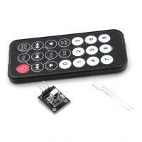 Комплект модулей дистанционного ИК-управления для Arduino