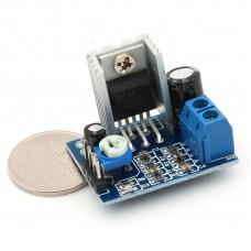 Усилитель звука на микросхеме TDA2030A