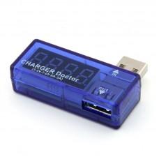 Цифровой USB вольтметр/амперметр