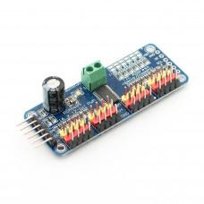 ШИМ контроллер PCA9685 16-Channel 12-bit I2C