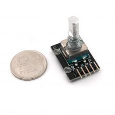 Энкодер с кнопкой для Arduino
