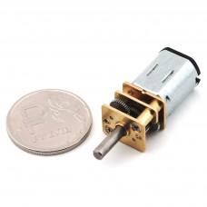 Мотор постоянного тока тока с редуктором 15 об./мин. DC 3В 0.3A