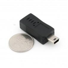 Переходник с микро USB на мини USB