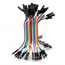 Провода для макетных плат и Arduino (папа-мама 10см)