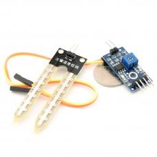 Датчик влажности почвы для Arduino